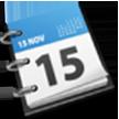 2 calendar 1